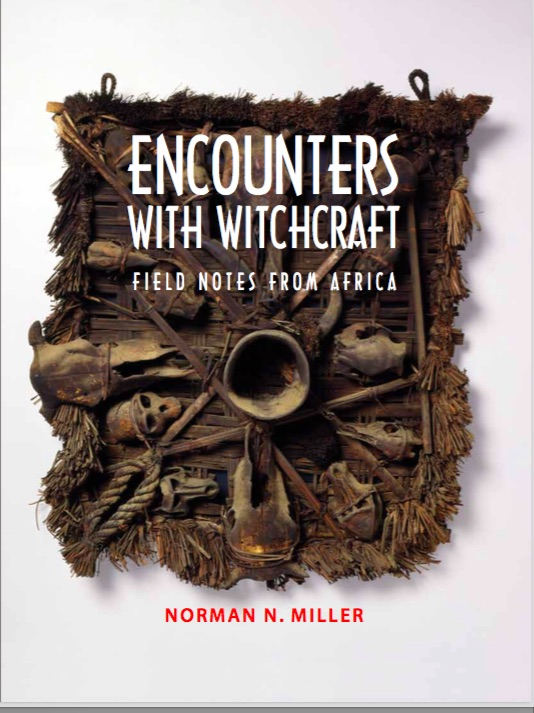 Cover of Encounters with Witchcraft (Miller, 2012)