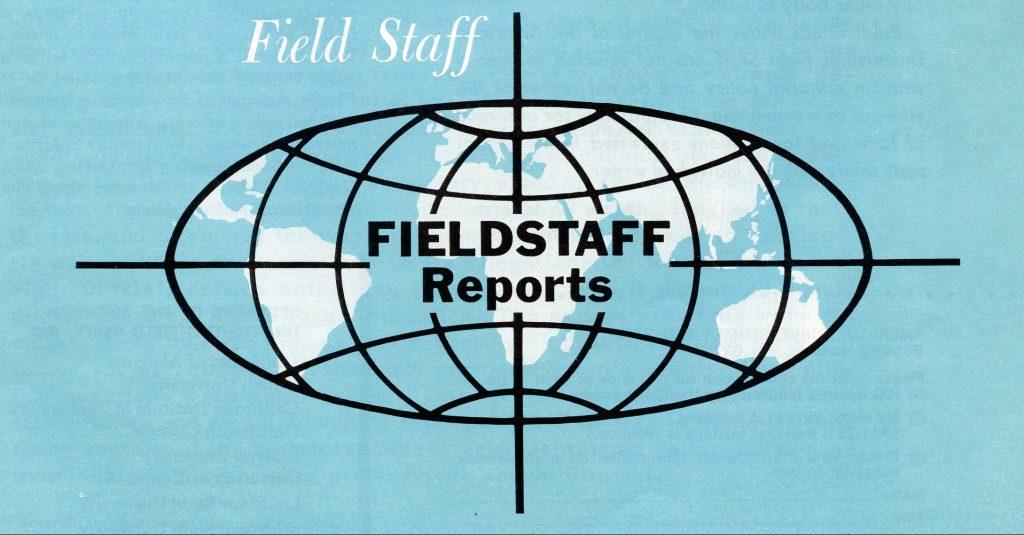 Field Staff Reports Logo
